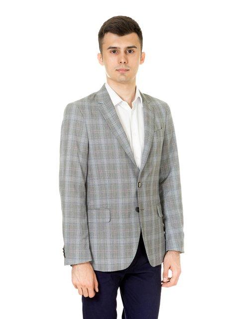 Пиджак серый Arber 3800905