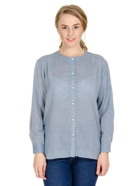 Рубашка синяя F'91 3801697