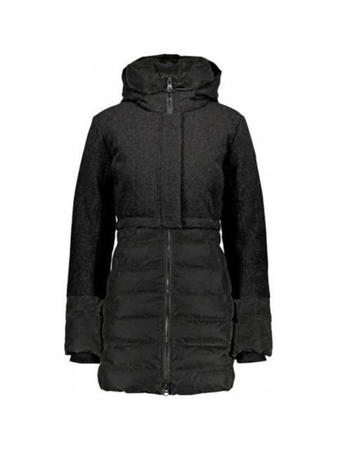 Пальто черное CMP 3808304