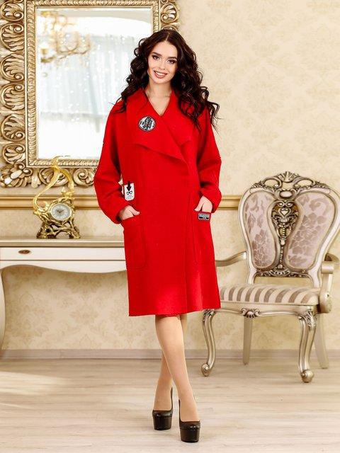 Кардиган красный Favoritti 3810520