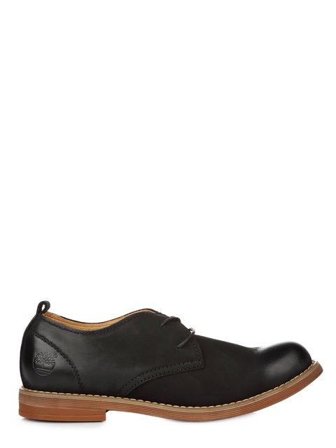 Туфли черные Timberland 3810640
