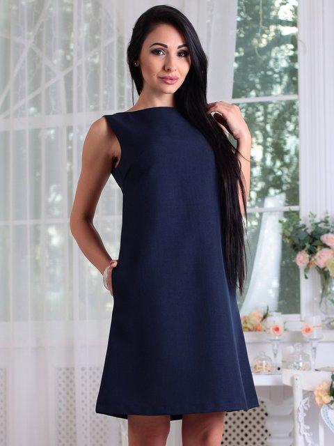 Платье синее Laura Bettini 3788179