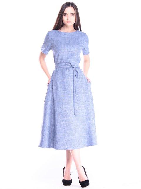 Сукня кольору джинс Maurini 3809930