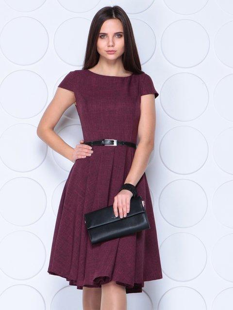Платье сливовое Maurini 3809947