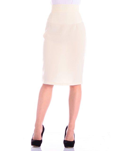 Юбка молочного цвета Rebecca Tatti 3810009