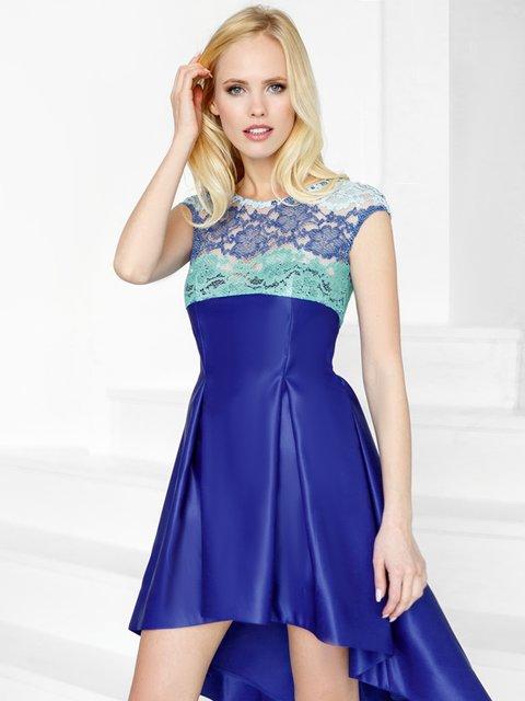 Платье синее Gepur 3814063