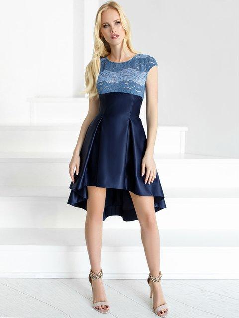 Платье синее Gepur 3814069