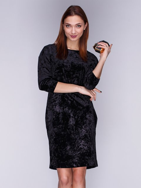 Сукня чорна Jet 3799578