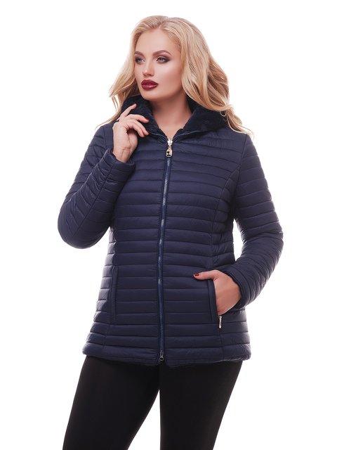 Куртка темно-синя двостороння WELLTRE 3814242