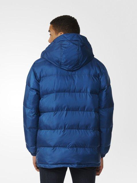 Куртка синя Adidas 3022763