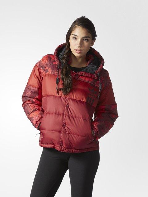 Куртка бордовая Adidas 3022766