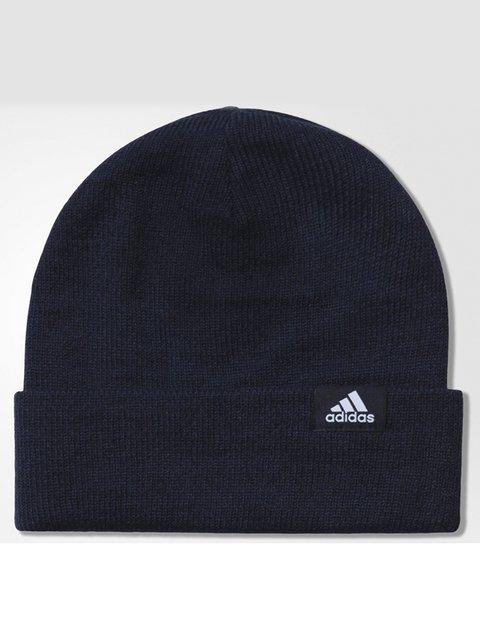 Шапка синяя Adidas 3681605