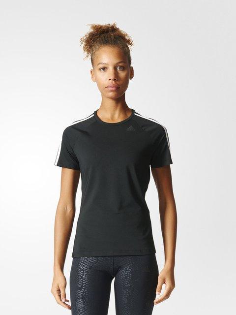 Футболка черная Adidas 3711527