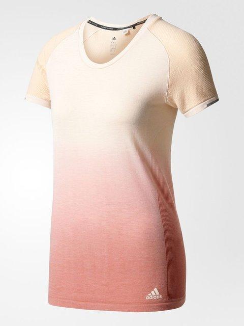Футболка розовая Adidas 3711957