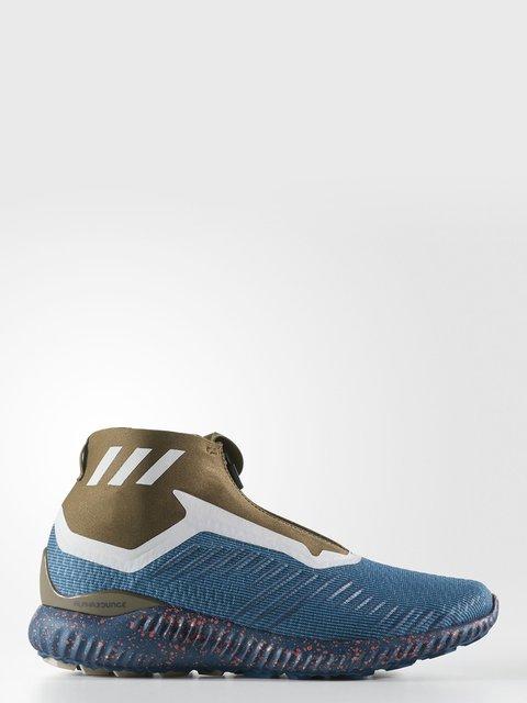 Кроссовки синие Adidas 3748167