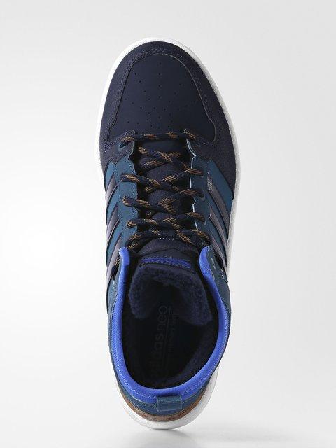 Кроссовки синие Adidas 3748371