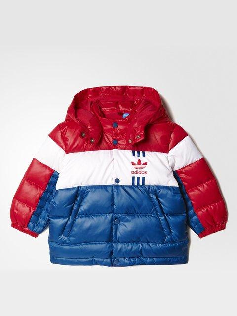 Куртка триколірна Adidas 3793913