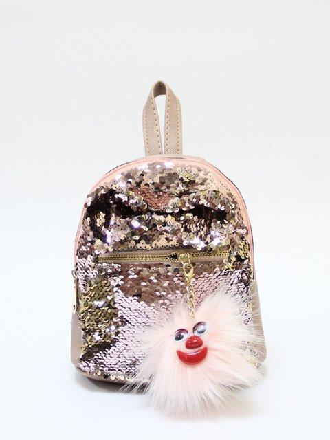 Рюкзак кольору капучино Bags Bar 3817015