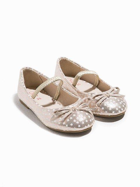 Туфли серебристые Oviesse 3608106