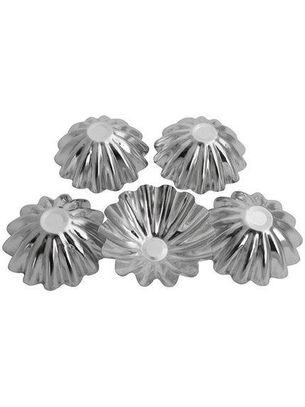 Форма для випічки кексів (70х20 мм), (4 шт.) Trendy 3823020