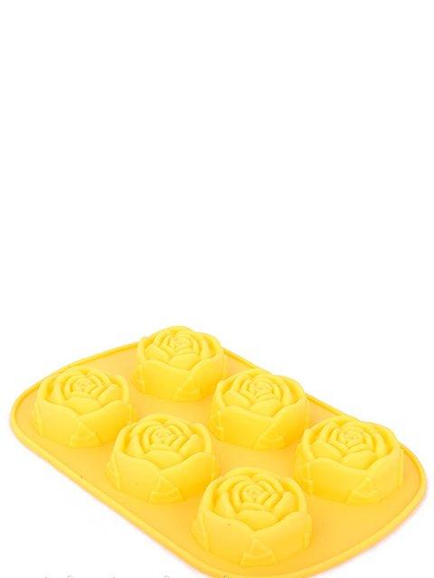 Форма для випічки силіконова (26х17х2 см) Trendy 3823072