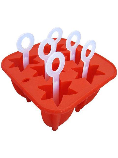 Форма силіконова для морозива (14х14х9,5 см) Trendy 3823094