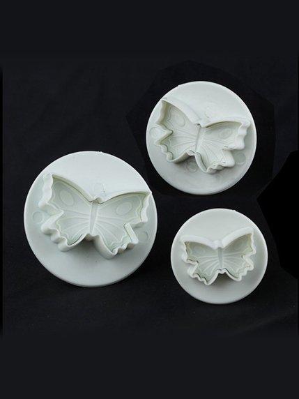 Плунжер «Метелики» (3 шт.) Trendy 3823160