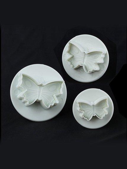 Плунжер «Метелики» (3 шт.) Trendy 3823161