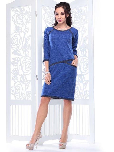 Платье цвета электрик Laura Bettini 3800666