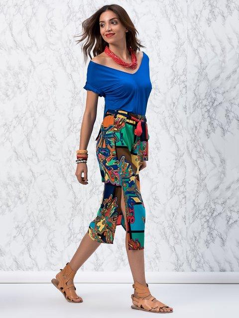 Юбка разноцветная Cool&Sexy 3828450