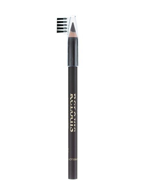 Карандаш для бровей — №01 — коричневый RELOUIS 3830097