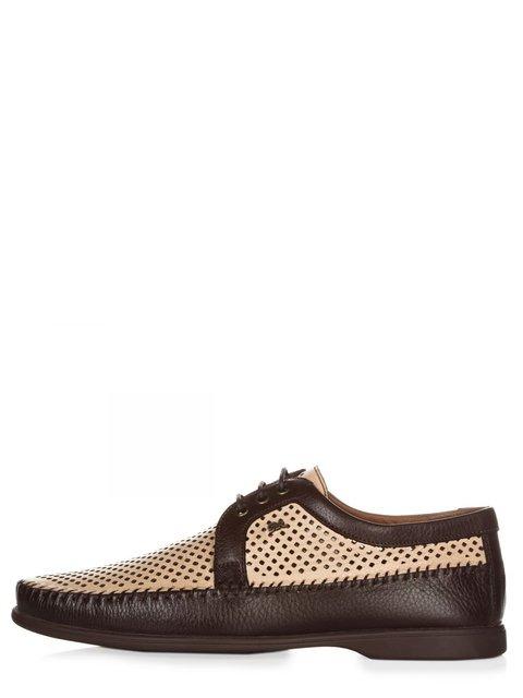 Туфлі коричневі Geronimo 3832212
