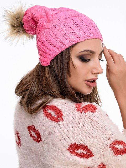 Шапка рожева Magnet 3834650