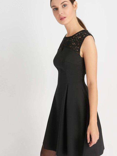 Платье черное Orsay 3818273
