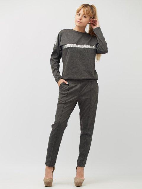 Костюм: свитшот и брюки BesTiA 3851500