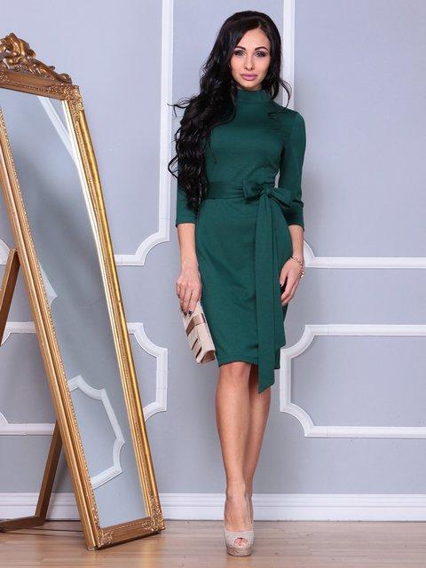 Платье изумрудного цвета Laura Bettini 3853787
