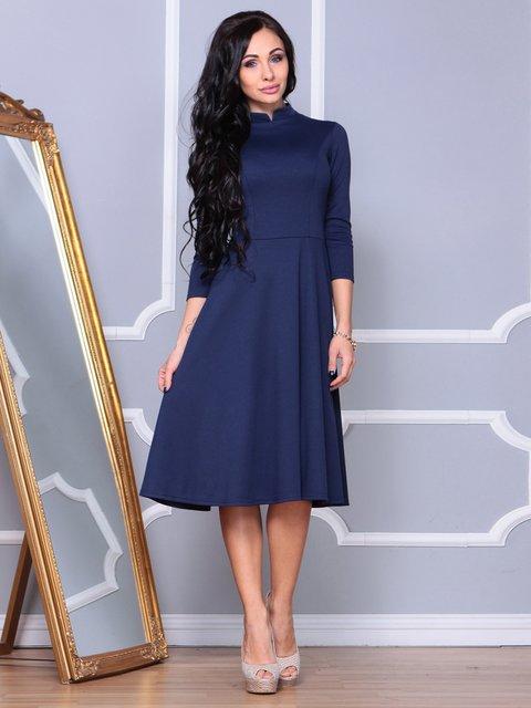 Платье темно-синее Laura Bettini 3853803