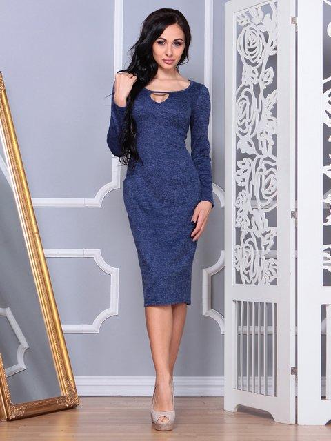 Сукня синя Laura Bettini 3853809