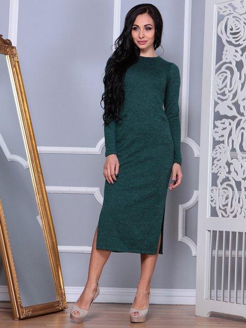 Сукня темно-смарагдова Laura Bettini 3853816