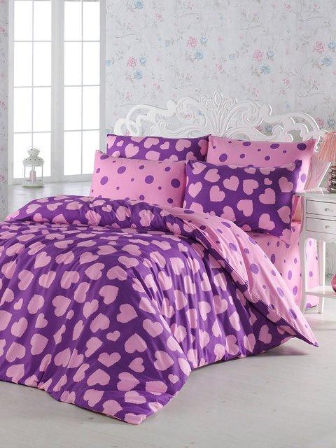 Комплект постельного белья двуспальный Eponj Home 3857148