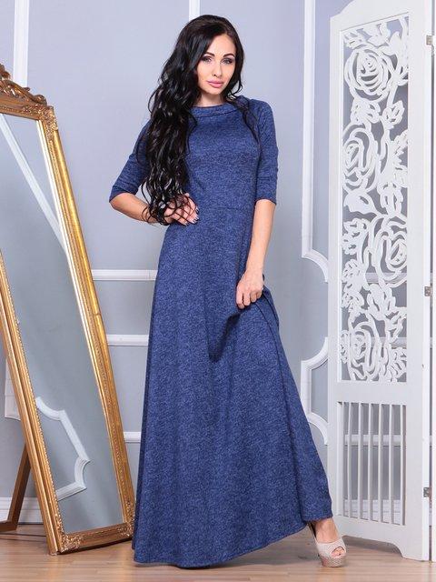 Сукня синя Laura Bettini 3858506