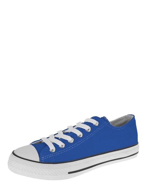Кеды синие Beppi 3857594