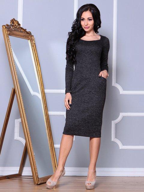 Платье черное Laura Bettini 3862497
