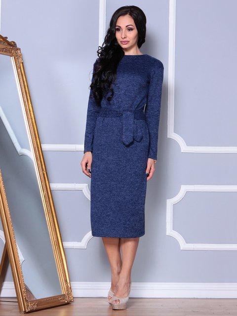 Сукня синя Laura Bettini 3862503