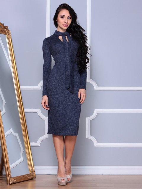 Платье темно-синее Laura Bettini 3867095