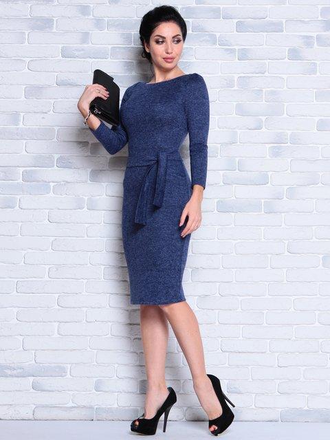 Сукня синя Victoria Loks 3867111