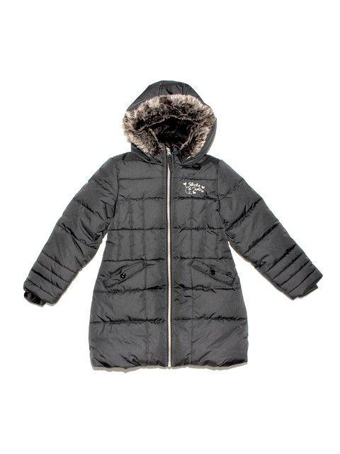 Пальто сіре Peluche & Tartine 3816061