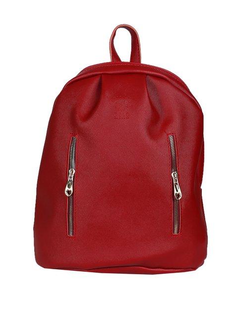 Рюкзак красный Chicago Polo 3875991