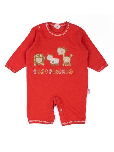 Чоловічок червоний Ladida Baby 3877625