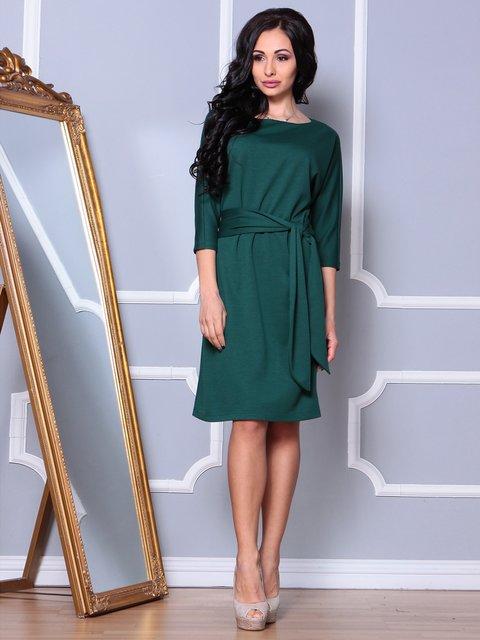 Сукня смарагдового кольору Laura Bettini 3891743